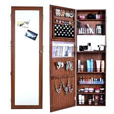 full length mirror with storage full length mirror with storage full length mirror cloakroom closet wall