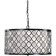 large size of uttermost filigree light drum pendant black white home kitchen bulb chandelier lighting clear