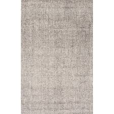 jaipur living britta 9 x 12 hand tufted wool rug in ivory and gray rug116584