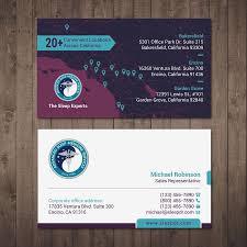 Sales Business Cards Design Business Cards For Healthcare Sales Team