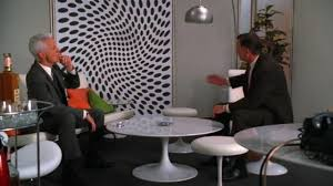 roger sterling office. The Coffee Table Tulip In Office Of Roger Sterling (John Slattery) Mad G