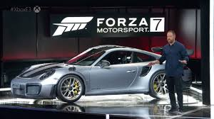 2018 Porsche 911 GT2 RS Revealed Along With Forza Motorsport 7 ...