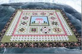 Sew Fresh Quilts: Top 10 Tips for New Quilters - Sashing & Borders & http://tamarackshack.blogspot.ca/2013/03/wild-rose-cottage-quilt.html Adamdwight.com