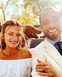 Kate Middleton's Brother James Middleton Marries Alizee Thevenet - E! Online