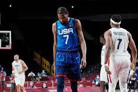 USA Basketball stunned by France