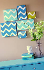 image of modern wall art decor paint