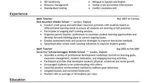 100 Preschool Teacher Cover Letter Sample After Bush The