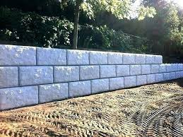 concrete block cost concrete wall block block retaining wall costs large concrete retaining wall blocks cost
