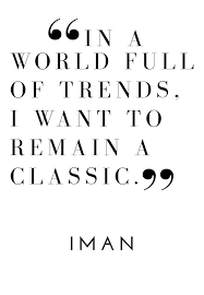 Classic Quotes Inspiration IMAN Global Chic Runway Glamour 48 Tees And Jeweled Necklace Set