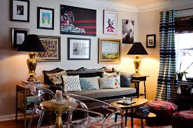 jessica mcclintock furniture in eclectic omaha with mixing leather