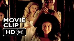 belle clip hair combing 2016 gugu mbatha raw hd you