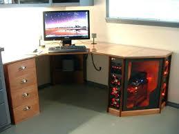 custom built computer desk desk built in best custom gaming desk ideas on computer desk for