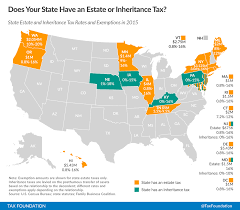 Does Your State Have An Estate Or Inheritance Tax Tax