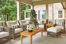 arrange your porch with just chairs