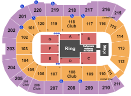 Buy Wwe Raw Tickets Seating Charts For Events Ticketsmarter