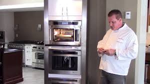 Gas Wall Ovens Reviews New Jenn Air 24 Combi Convection Steam Oven Review Youtube
