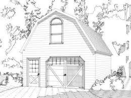 Roof Design Gambrel Gambrel Roof Barn House Livinginsmallhouses Gambrel Roof Plans