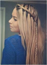 cute hairstyles for long straight hair easy braids