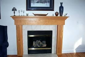 wood mantels for gas fireplaces ok mtel d wood mantle over gas fireplace
