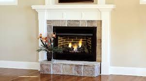 gas corner fireplace ventless ideas