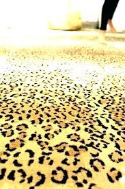 animal area rugs target print round rug teal