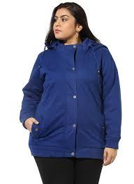 blue hooded jacket jackets all blue