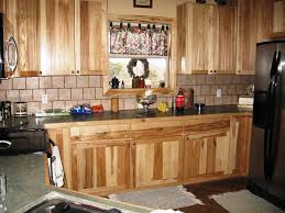 natural hickory wood kitchen cabinets review hickory kitchen cabinets home depot riothorseroyale homes