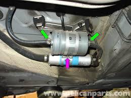 Mercedes-Benz W210 Fuel Filter Replacement (1996-03) E320, E420 ...