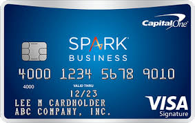 business credit card comparison chart spark miles credit card review