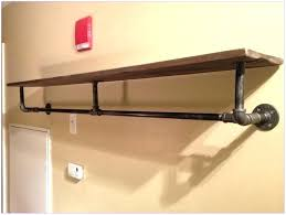 black pipe bookshelf bookcases iron bookcase shelves racking and shelving ideas hash within inspirations steel wall black iron pipe shelves