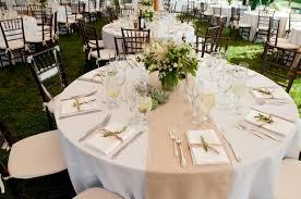 burlap table runner diy the wedding wedgelog design in size 1600 x 1063