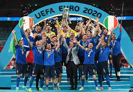 UEFA EURO 2020 - 🇮🇹 Party time for Italy! 🥳🥳🥳 #EURO2020