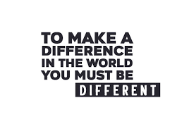 Make sure that the width and height in your code are at least as large as the image you are embedding. To Make A Difference In The World You Must Be Different Svg Cut File By Creative Fabrica Crafts Creative Fabrica