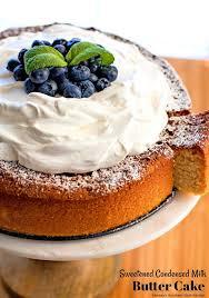 Sweetened Condensed Milk Butter Cake Melissassouthernstylekitchencom