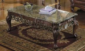... Amazing Living Room Tables Marble Tops Ideas Antique Mahogany Marble  Top Coffee Table Brown Beige Persian ...