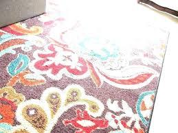 blue and orange rug turquoise rugs area teal wool bartlett las cazuela