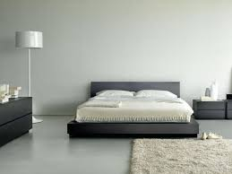 Low Bedroom Furniture Minimalist Awesome Interior Bedroom Furniture Bed Idea Wall