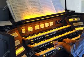 Image result for playing organ clipart