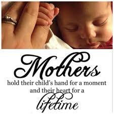 Holding Hands Quotes A Mothers Love Babies Words To Live By