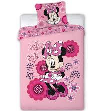 Disney Minnie Mouse Duvet Cover Polyester 140x200 Cm Simbashopnl