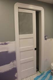Bathroom Doors. Appealing Locks For Pocket Doors In Bathrooms Design ...