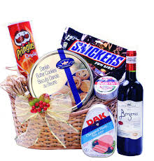 a bundle of joy giving your father joyful gift this ining father s day and give your father a gift like bundle of joy orted snacks and wine