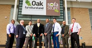 oak furniture land. Brilliant Oak Oak Furniture Land Opens First Showroom In Brent Cross Intended