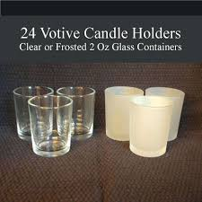 Votive Candles In Glass Votive Candle Holders Votive Holders Candle Cups  Votive Cups Home Improvement Red