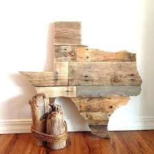 wooden state wall art united states choose your sign reclaimed wood map