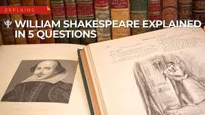 William Shakespeare Facts Life Plays Britannica