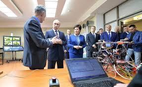 Russian education sector welcoming investors — RealnoeVremya.com