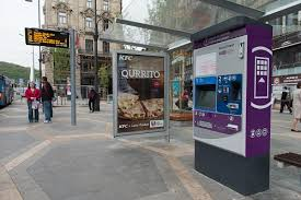 Ticket Vending Machine Budapest