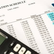 Loan Payoff Schedule Calculator How Amortization Affects Your Business Taxes