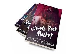 cv 130 paperback 3 book stack series 5x8 vedmak on fiverr